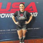 'Burg's Conley showing power in various lifts