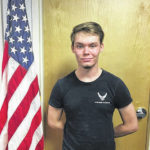 Fife joins Air Force basic training