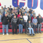 NES honors veterans