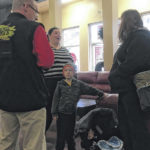 Generous Gift given to family in South Webster