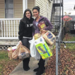 Group donates thanksgiving meals