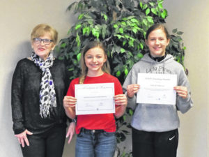 7th graders earn STEM scholarships