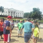 Youth take mission trip to Washington D.C.