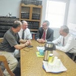 Auditor Yost visits Scioto County
