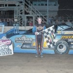Christy wins at PRP