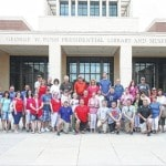 West teacher travels to Texas