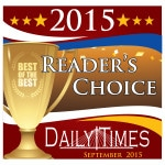 2015 PDT Readers Choice