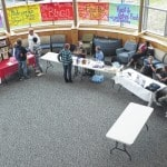 Ministry Fair helps students
