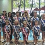 McBee crowned River Days Queen