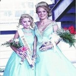 Northwest's Destiny Freeland, courageous battler of Ewing's sarcoma, crowned princess at homecoming