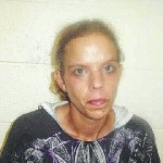 Minford woman wanted