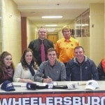 McFarland signs with Akron