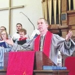 First Presbyterian welcomes new pastor