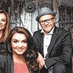 Grammy nominated gospel music hall of fame members in Maysville