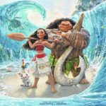 Moana makes waves