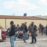 Bikers give to local kids