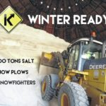 Plow blades down! Kentucky Transportation Cabinet crews ready for snow and ice season