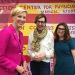 'Mom' star Janney visits, donates to Planned Parenthood