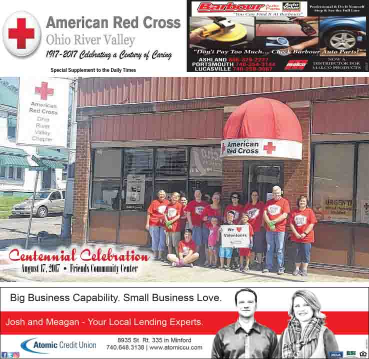 2017 Red Cross Centennial