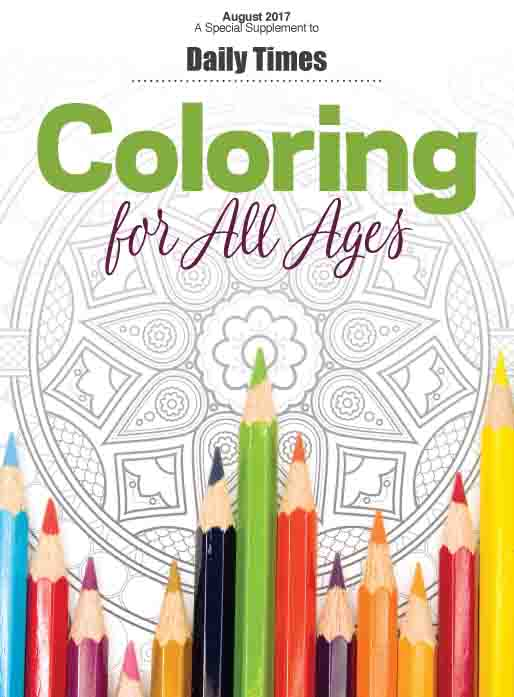 2017 Coloring Book
