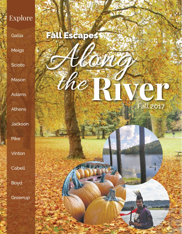 Along the River Fall 2017