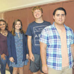 PWHS names students of the month
