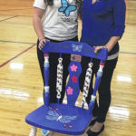 Minford Middle goes blue