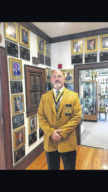 Notre Dame head coach Bob Ashley was inducted into the West Virginia State University Hall of Fame in September. Ashley primarily served as the team's punter in his junior and senior seasons.
