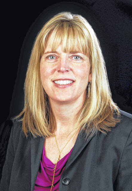 Sarah Morrison, Administrator/CEO of the Ohio Bureau of Workers' Compensation