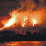 Shawnee Forest fights fires