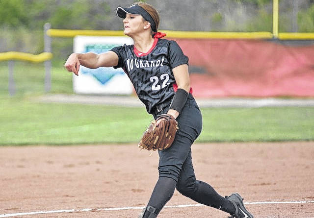 Rio's Kelsey Conkey and the rest of the RedStorm are picked No. 1 in the RSC preseason softball poll