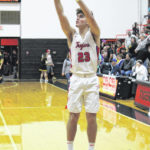 Trojans tripped up by Mustangs, 47-42