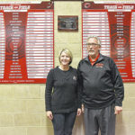 Conaway family donates track boards in honor of Bernie Tilley