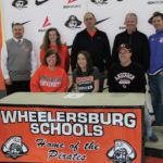 Wheelersburg's Willis inks with Anderson