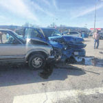 Accident interrupts funeral procession