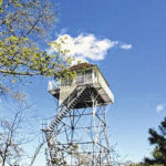Cumberland Falls offers campout at the Fire Tower