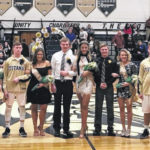 Notre Dame crowns royalty