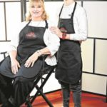 Mother-and-son team featured as celebrity chefs