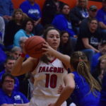 Lady Falcons soar in district title affair