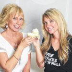 Mother, daughter team for Celebrity Chefs desserts