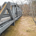 River to rise but crest below flood stage