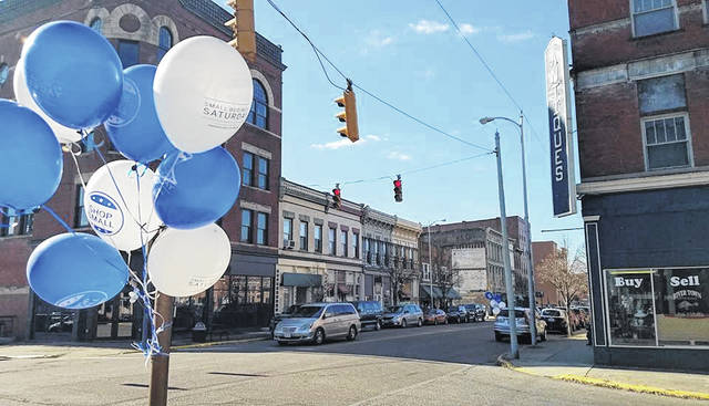 Second Street in Portsmouth will be closed May 5 for a huge sidewalk sale.