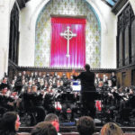 Combined choral concert is Sunday