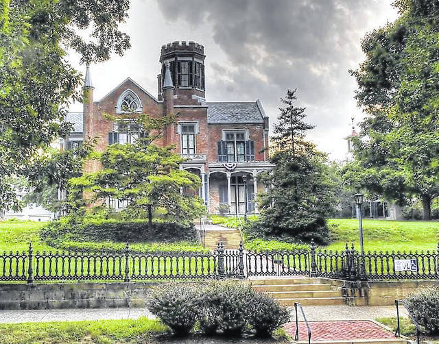 Tours of the Castle in Marietta will be conducted the next two weekends.