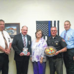 Edgewood Manor thanks local law enforcement