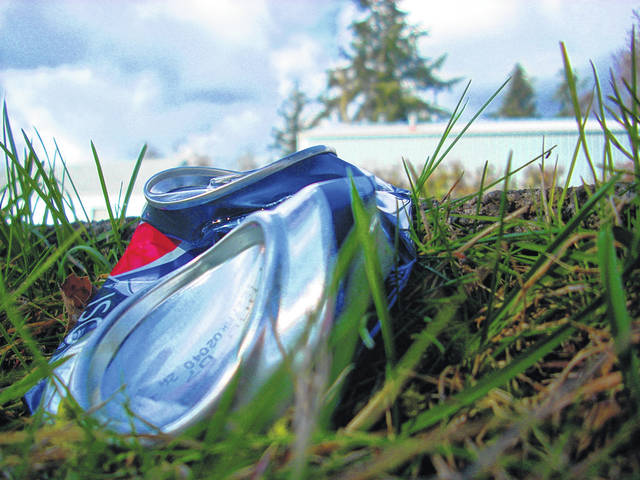 "Scioto County Commissioner Brian Davis says litter ""is a big hot-button issue right now."""