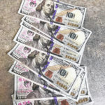 Counterfeit money recovered