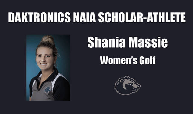 Shawnee State's Shania Massie accomplished the rare feat of being named an NAIA Scholar-Athlete in two sports.