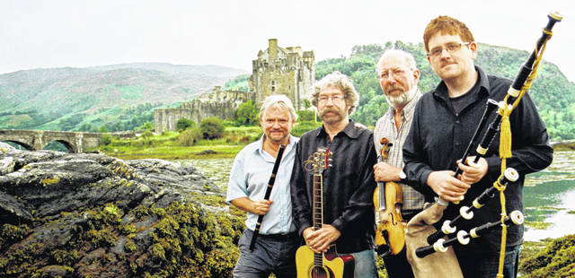 Tannahill Weavers will be in concert May 26 in Waverly