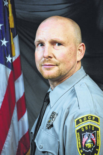 Corrections Officer Fred A. Denney